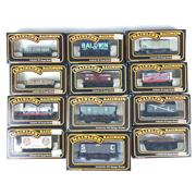 Sale 8545N - Lot 164 - Collection of Mainline Model Train Carriages