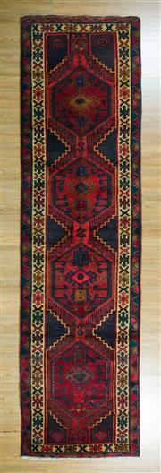 Sale 8625C - Lot 13 - Persian Hamadan 395cm x 105cm