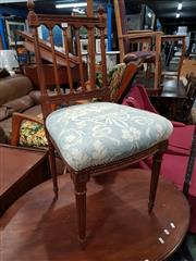 Sale 8745 - Lot 1076 - Sitting Room Chair