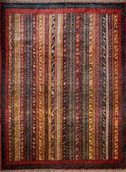 Sale 8307A - Lot 31 - Afghan Chobi 239cm x 185cm RRP $3000