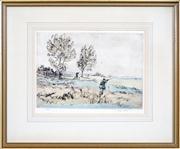 Sale 8441T - Lot 2003 - Henry Wilkinson (1921 - 2011) - A Shoot 25 x 35cm