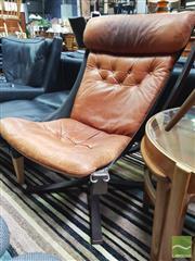 Sale 8435 - Lot 1062 - Sigurd Ressel Falcon Chair