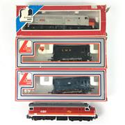 Sale 8545N - Lot 165 - Small Collection of Lima Train Engines