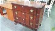 Sale 8390 - Lot 1515 - Chest of 4 Drawers