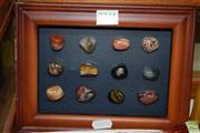Sale 8509 - Lot 2241 - 12 Unusual Polished Gems