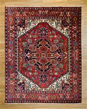 Sale 8576C - Lot 46 - Afghan Chobi 242cm x 304cm