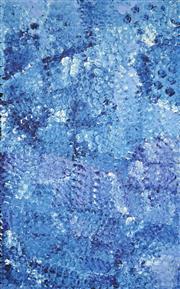 Sale 8696 - Lot 514 - Polly Ngale (c1936 - ) - Bush Plum 145 x 91cm