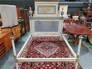 Sale 8822 - Lot 1837 - French Style Bed Frame
