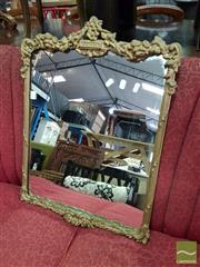 Sale 8554 - Lot 1079 - Gilt Framed Mirror