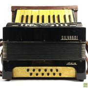 Sale 8648A - Lot 40 - Piano Accordion in case