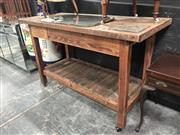 Sale 8868 - Lot 1170 - Timber Works Bench