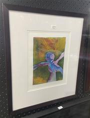 Sale 9011 - Lot 2093 - Artist Unknown - Be 22.5 x 17 cm (frame: 48 x 40 x 2 cm)
