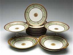 Sale 9211 - Lot 29 - A Limoges Haviland Dinner Suite - Several Chips