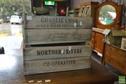 Sale 8383 - Lot 1336 - Two Rustic Flower Boxes