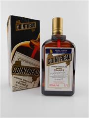 Sale 8498 - Lot 1993 - 1x Cointreau Liqueur, France - old bottling in box