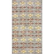 Sale 9061C - Lot 38 - India Scandi Revival Rug, 243x156cm, Handspun Wool