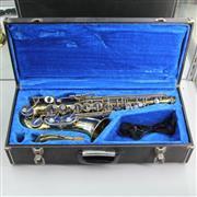 Sale 8369 - Lot 33 - Saxophone in Case Marked Artist II