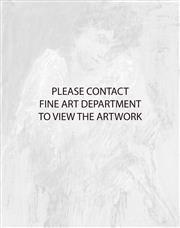 Sale 8708A - Lot 534 - Sidney Nolan (1917 - 1992) - Figure, 1951 (Woman) 20.5 x 16.5cm