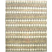 Sale 9061C - Lot 21 - India Rustic Stripes, 242x300cm, Handspun Wool
