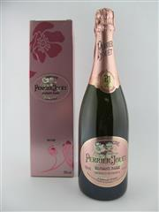 Sale 8411 - Lot 642 - 1x NV Perrier-Jouet Blason Rose, Champagne - in gift box
