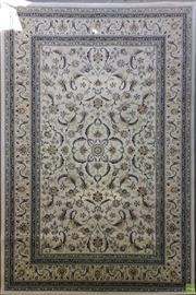 Sale 8601 - Lot 1189 - Persian Machine Made Nain (330 x 240cm)