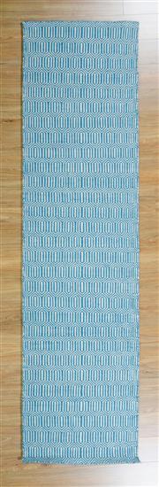 Sale 8625C - Lot 18 - Indian Modern Woollen 300cm x 80cm
