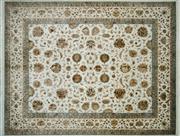 Sale 8290A - Lot 4 - Jaipor Silk & Wool 310cm x 240cm RRP $5000
