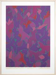 Sale 8427 - Lot 550 - David Aspden (1935 - 2005) - Music I, 1975 101 x 75.5cm
