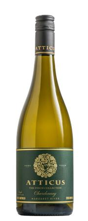 Sale 8515W - Lot 3 - 12x 2017 Chapman Grove Atticus The Finch Collection Chardonnay, Margaret River.  EXCLUSIVE RELEASE AVAILABLE ONLY THROUGH LAWSONS ...