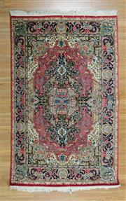 Sale 8625C - Lot 19 - Pak Persian Tabriz 245cm x 150cm