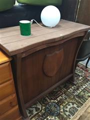 Sale 8672 - Lot 1048 - Californian Redwood Bar Unit