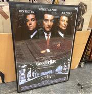 Sale 9087 - Lot 2066 - Martin Scorseses Goodfellas Movie Poster 102 x 73 cm