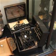 Sale 8331A - Lot 571 - High Voltage! - 2 boxed sets incl the Soltan Standard, London