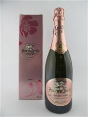 Sale 8411 - Lot 644 - 1x NV Perrier-Jouet Blason Rose, Champagne - in gift box