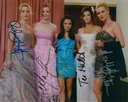 Sale 8834A - Lot 5097 - Felicity Huffman, Marcia Cross, Eva Longoria, Terri Hatcher & Nicolette Sheridan