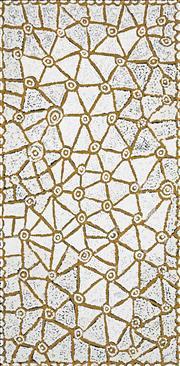 Sale 8696 - Lot 574 - Lorna Napanangka (1961 - ) - Marrapinti 95 x 47cm