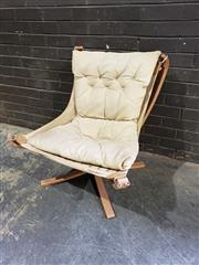 Sale 8984 - Lot 1054 - West Nofa Falcon Chair (H:82 x W:78cm)