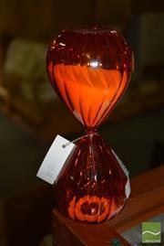 Sale 8509 - Lot 2246 - Sand Timer