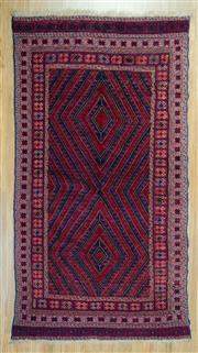 Sale 8625C - Lot 22 - Persian Somak 205cm x 110cm