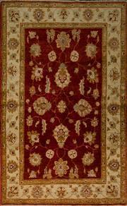 Sale 8439C - Lot 7 - Afghan Chobi 200cm x 122cm