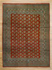 Sale 8576C - Lot 49 - Persian Turkman 331cm x 244cm
