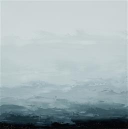 Sale 9212A - Lot 5011 - SOKQUON TRAN (1969 - ) - Morning Light 48.5 x 48.5 cm (frame: 51 x 51 x 5 cm, white timber box frame)
