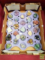 Sale 8480 - Lot 1089 - Mixed Polished Specimens