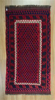 Sale 8625C - Lot 24 - Afghan Kilim 180cm x 88cm