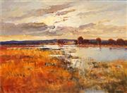 Sale 8657A - Lot 5012 - Mel Brigg (1950 - ) - Wetlands 45 x 60cm