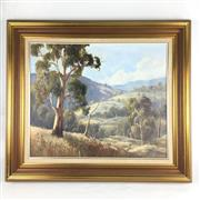Sale 8545N - Lot 177 - Pat Murphy, oil on board (60cm x 50cm)