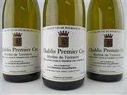 Sale 8411 - Lot 680 - 3x 2011 Domaine Gouailhardou Montee de Tonnerre 1er Cru, Chablis