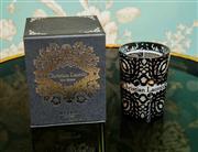 Sale 8448A - Lot 77 - Designer Christian Lacroix Nuit Gitane Scented Candle Fragrance notes: leather, jasmine & carnation  Weight: 220g  Estimated bur...