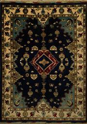 Sale 8439C - Lot 9 - Afghan Chobi 205cm x 150cm