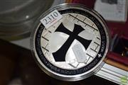 Sale 8509 - Lot 2310 - Knights Templar Medallion